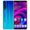 P41 Pro 6.1inch Android 9.1 Smartphone 8+128G Dual SIM 4G Mobile 13+18MP 10 Core Blue