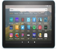 "Fire HD 8 tablet, 8"" HD display, 32 GB, designed for portable entertainment, Twilight Blue"