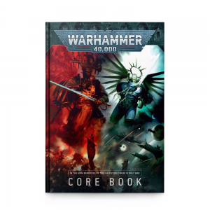 9th Edition Core Book Rulebook English Warhammer 40K