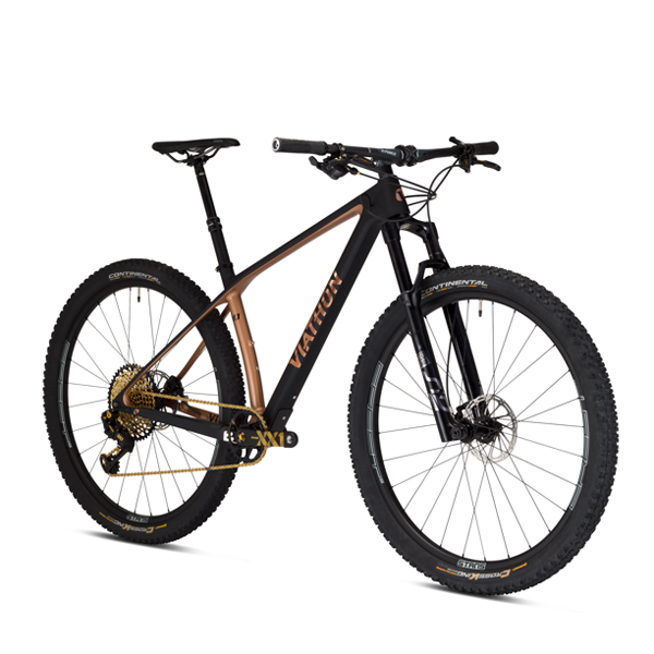 Viathon M.1 XX1 Carbon Eagle Mountain Bike, Medium, Copper