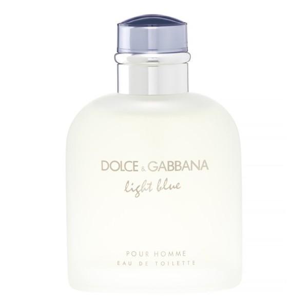 Dolce & Gabbana Light Blue Eau De Toilette Spray, Cologne for Men, 4.2 Oz